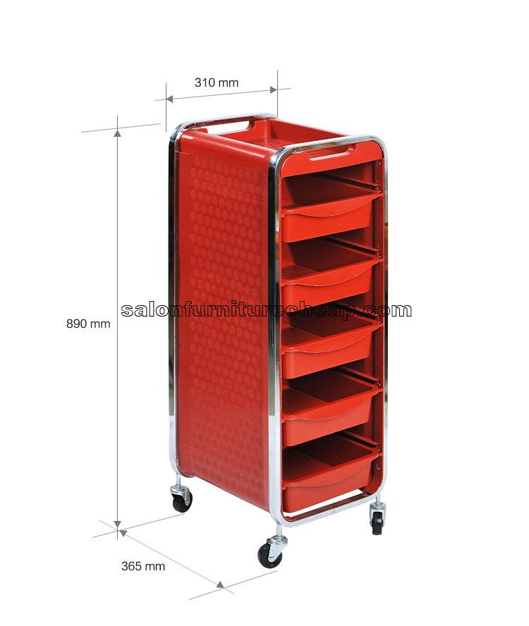 Hair salon trolley
