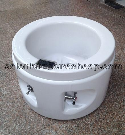 Acrylic pedicure sink