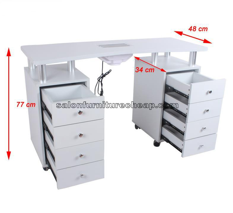 Nail salon furniture