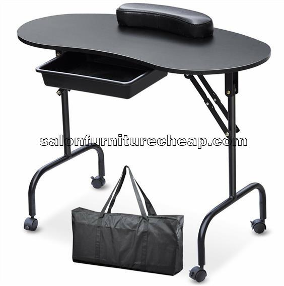 Manicure table portable
