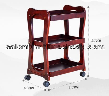 Salon carts and trolleys
