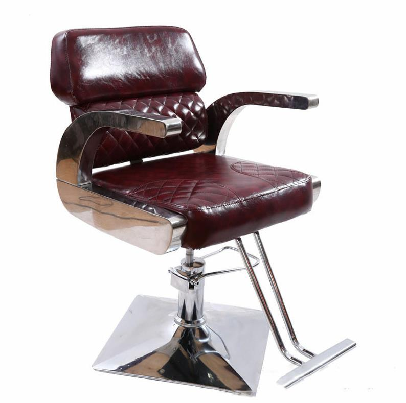 Reclining barber chair hydraulic barber chair barber shop furniture salon chairs for sale - Wholesale hair salon equipment ...