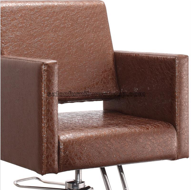 Square salon chairs