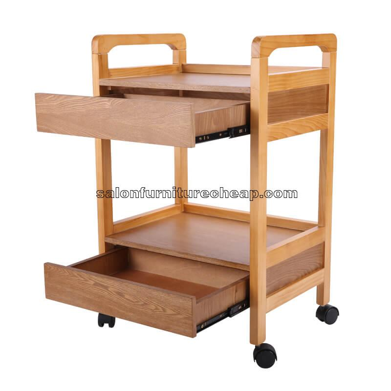 Beauty salon trolley with drawers for sale