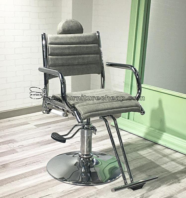 Modern Portable Hydraulic Barber Chair