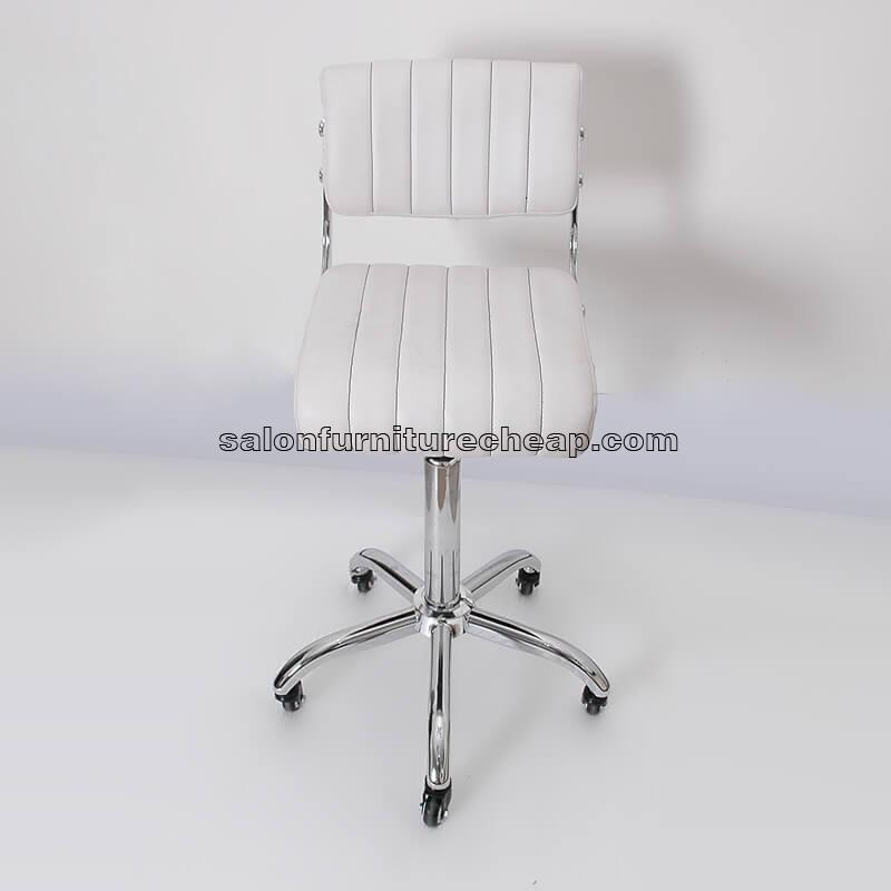 Wholesale adjustable salon nail technician stool
