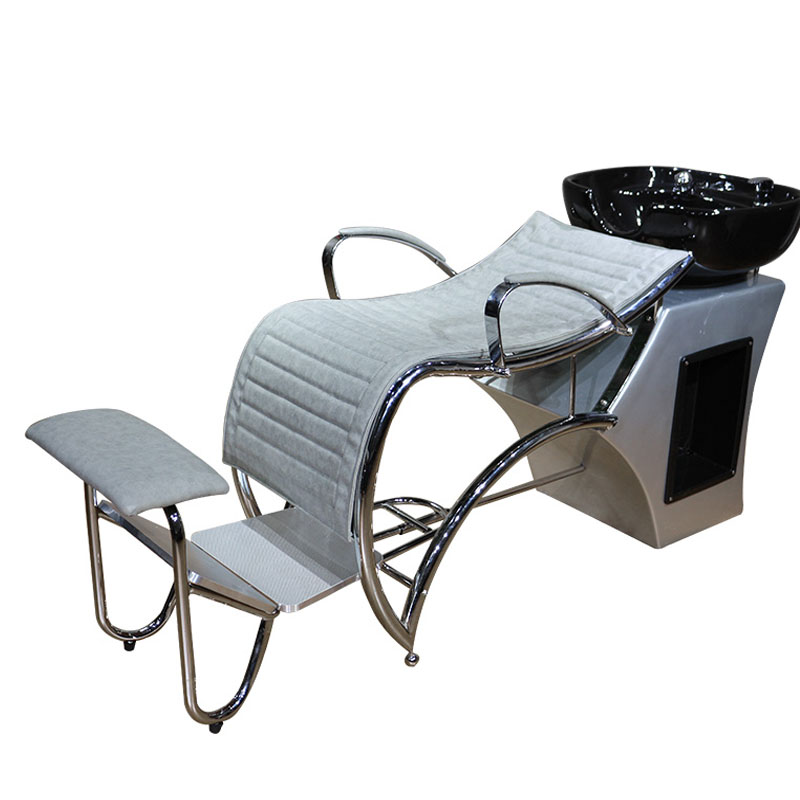 Salon Bowl Shampoo Sink Backwash Chair
