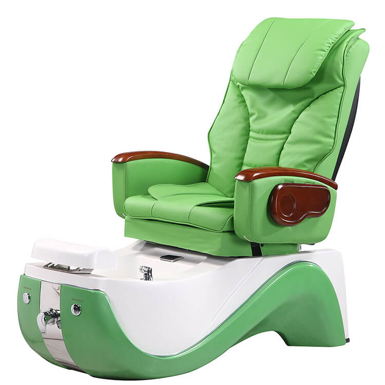 Cheap salon pipeless pedicure chair