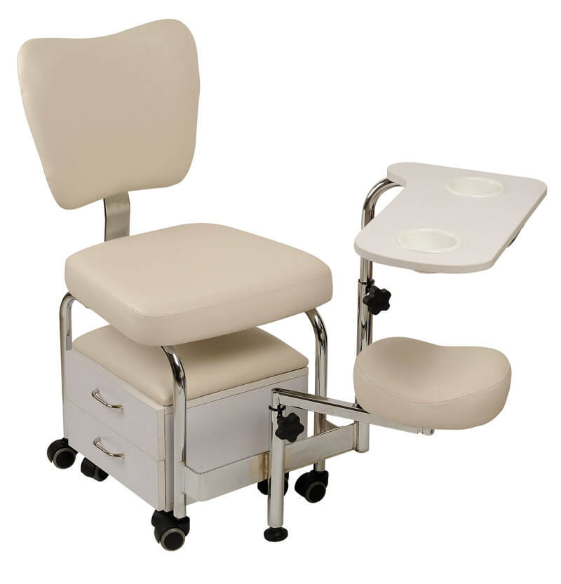 Modern portable pedicure spa chair