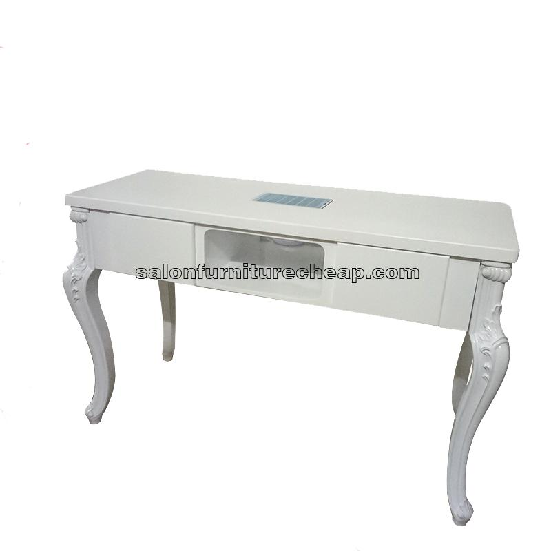 Cheap salon nail tech desk