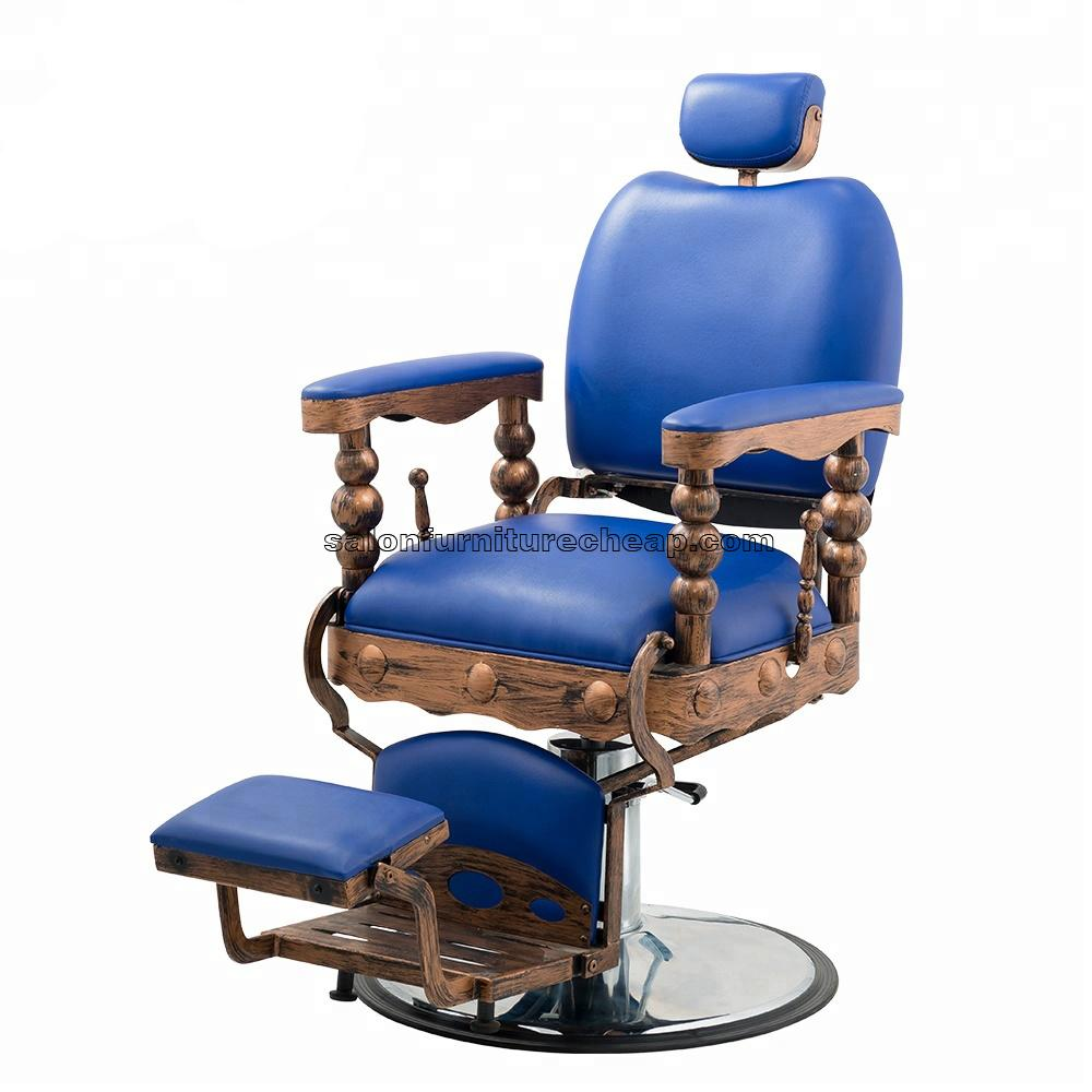 Heavy Duty Antique Barber Chairs