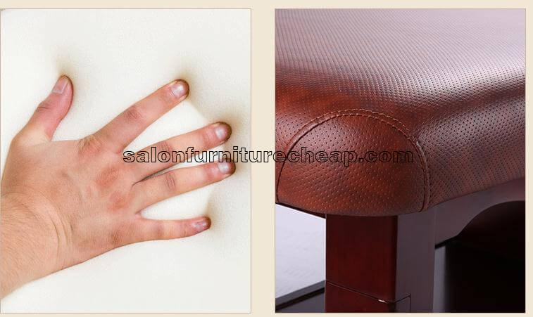 High quality wooden beauty couch