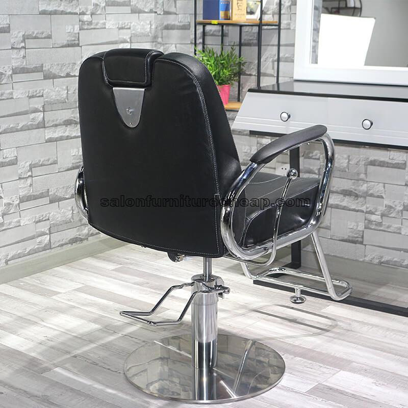 Hair salon styling chairs