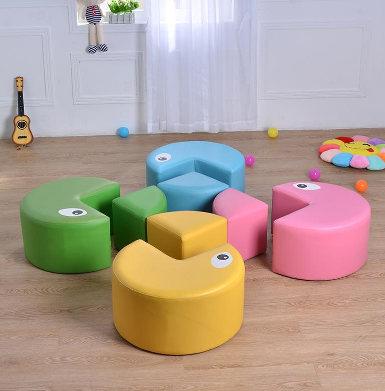 Room playing kids sofa set